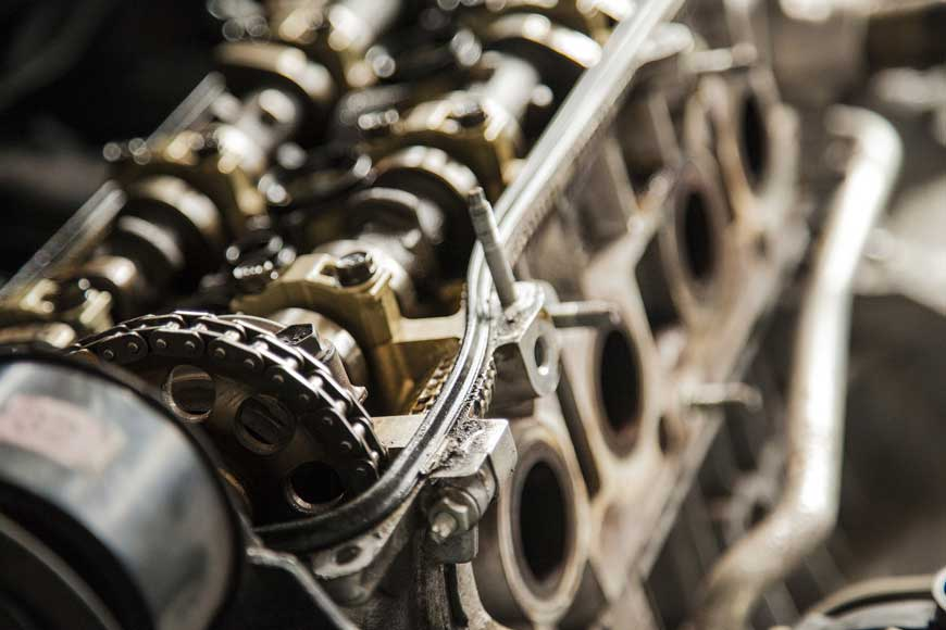 Synthetic Lubricants Improve Engine Performance.