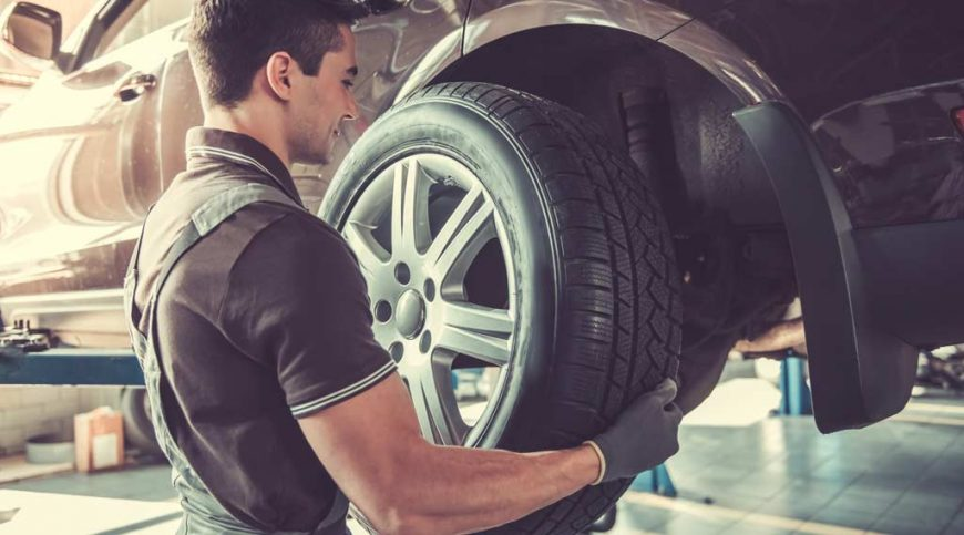 How to maintain your tires?